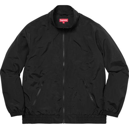 Arc Track Jacket (Black)