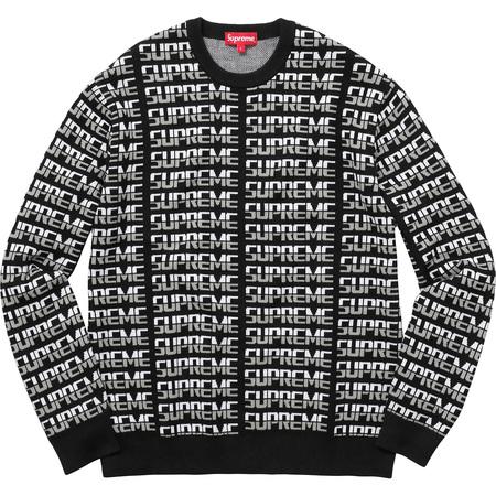 Repeat Sweater (Black)