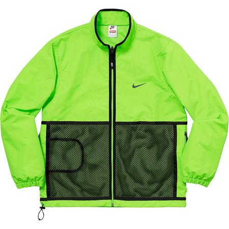 Supreme/Nike Trail Running Jacket (Green)