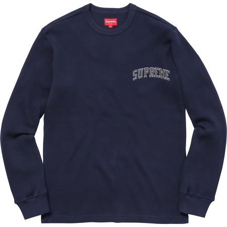 Arc Logo L/S Thermal (Navy)