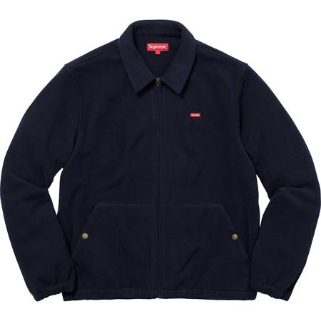 Polartec® Harrington Jacket (Navy)