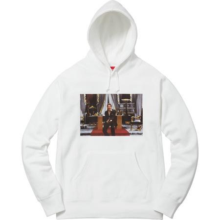 Scarface™ Friend Hooded Sweatshirt (White)