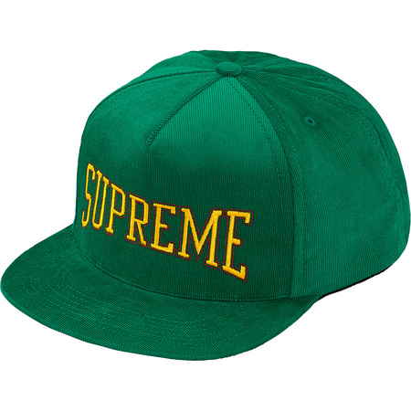 Dotted Arc 5-Panel (Kelly Green)