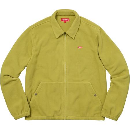 Polartec® Harrington Jacket (Sulphur)