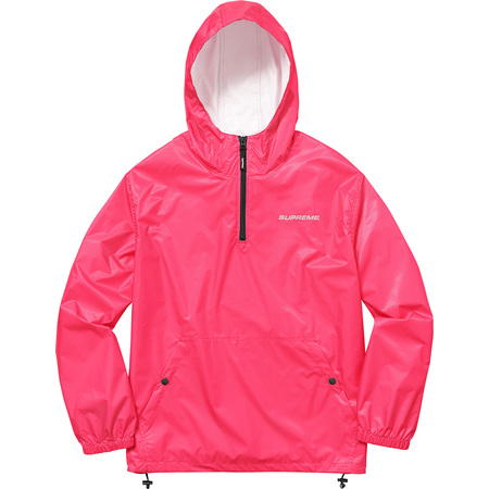 Packable Ripstop Pullover (Pink)