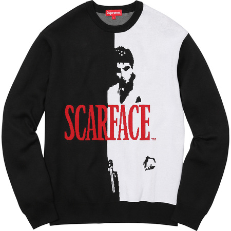 Scarface™ Sweater (Black)