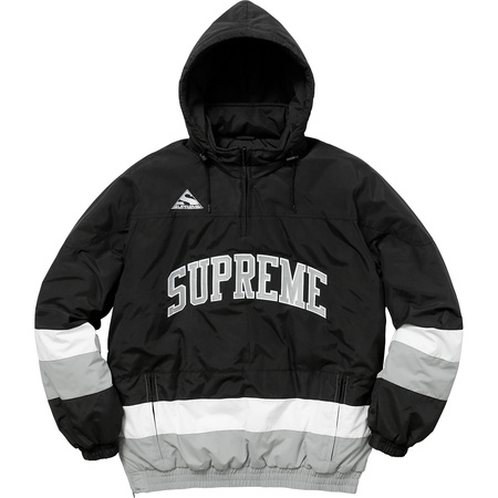 Puffy Hockey Pullover (Black)