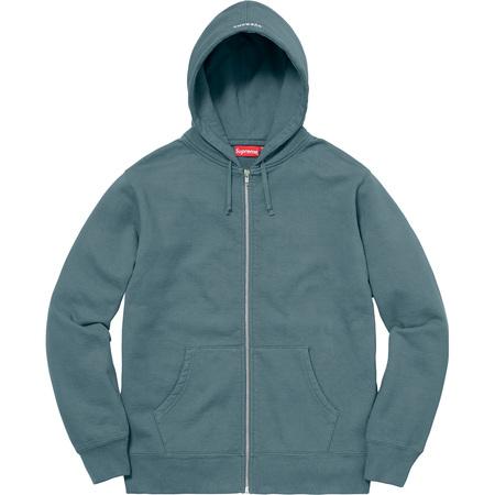 AKIRA/Supreme Syringe Zip Up Sweatshirt (Slate)