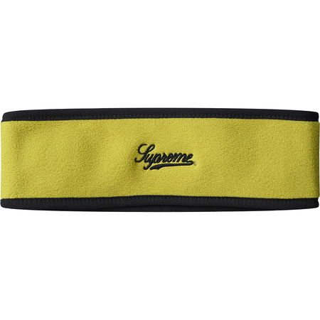 Polartec® Logo Headband (Sulphur)