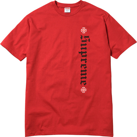 Supreme®/Independent® Old English Tee (Red)
