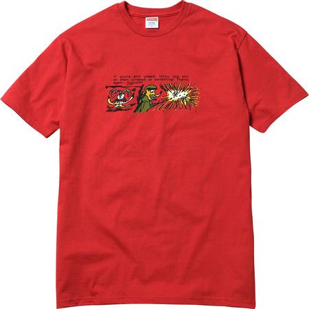 Dog Shit Tee (Red)