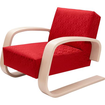 Supreme®/Artek® Aalto Tank 400 Chair (Red)