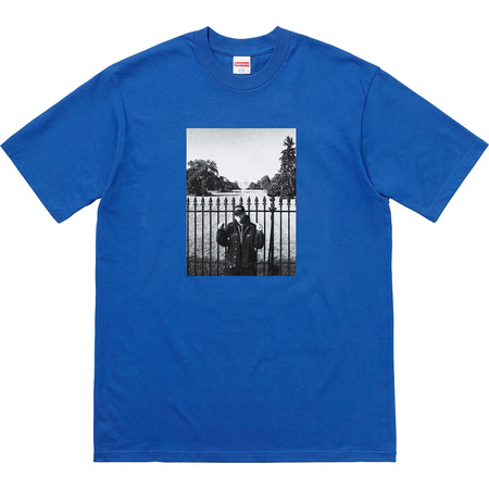 Supreme®/UNDERCOVER/Public Enemy White House Tee (Royal)