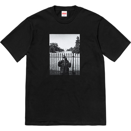 Supreme®/UNDERCOVER/Public Enemy White House Tee (Black)