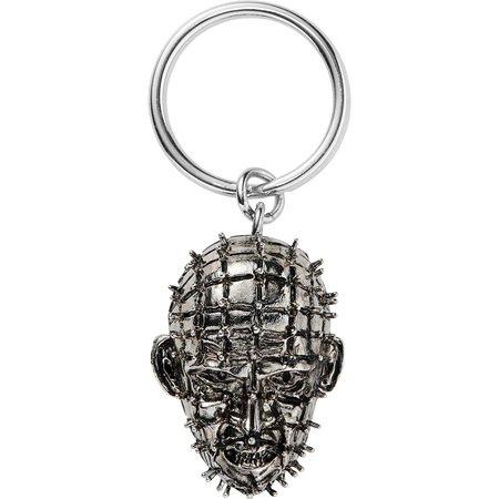 Supreme/Hellraiser Keychain (Silver)