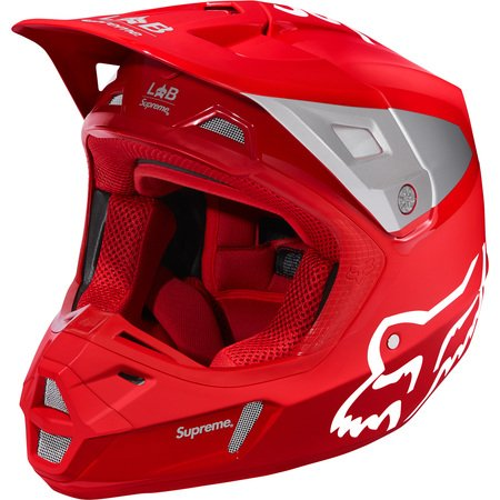 Supreme®/Fox Racing® V2 Helmet (Red)