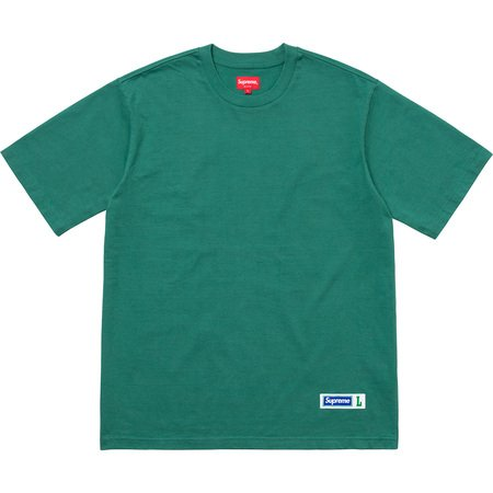 Athletic Label S/S Top (Teal)