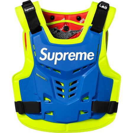 Supreme®/Fox Racing® Proframe Roost Deflector Vest (Multicolor)