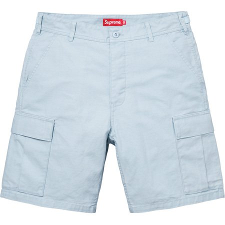 Cargo Short (Light Blue)