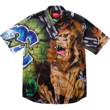 Lion's Den Shirt (Multi)