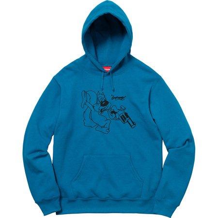 Lee Hooded Sweatshirt (Dark Aqua)