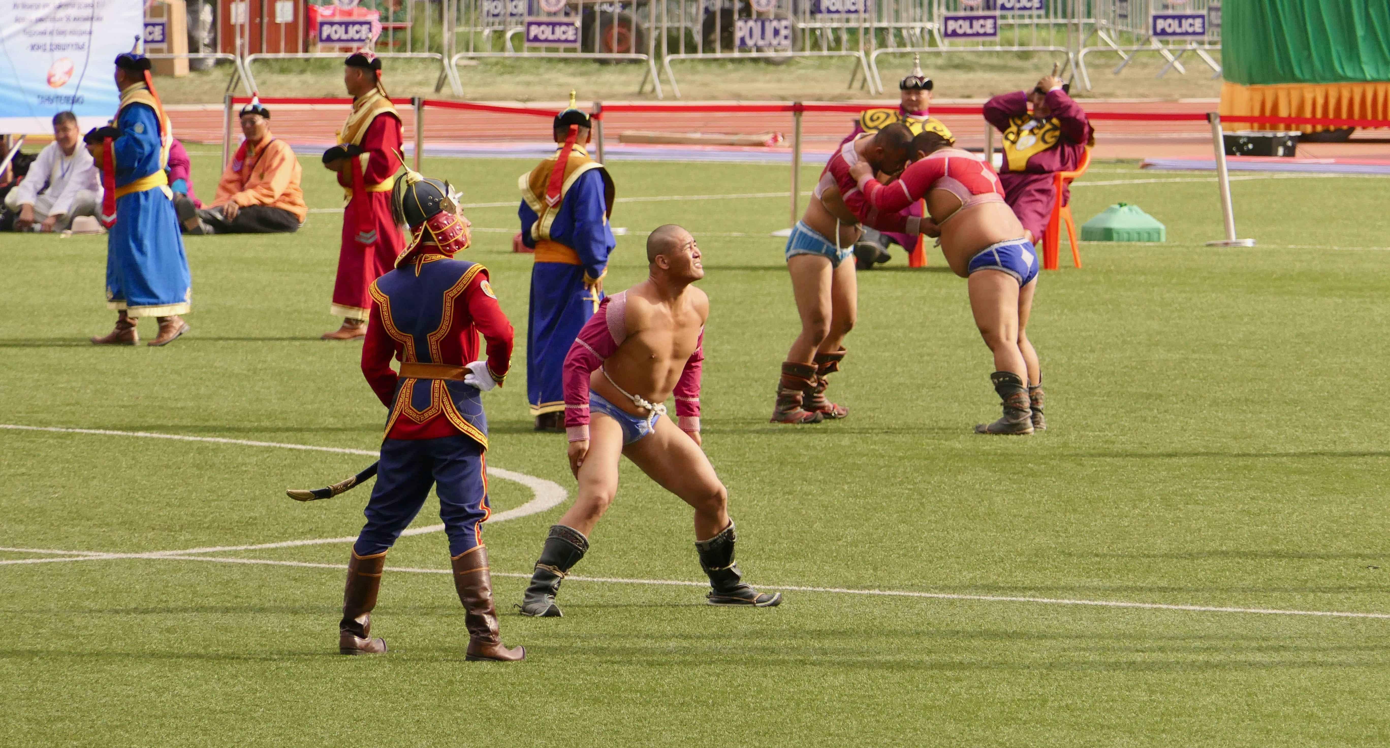 Naadam Eagle Dance Ulaanbaatar betternotstop