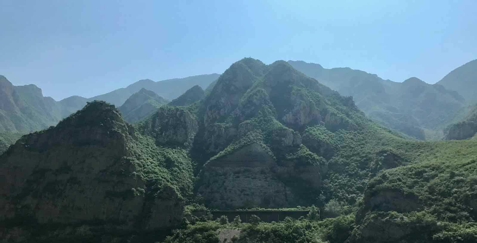 China Train View betternotstop