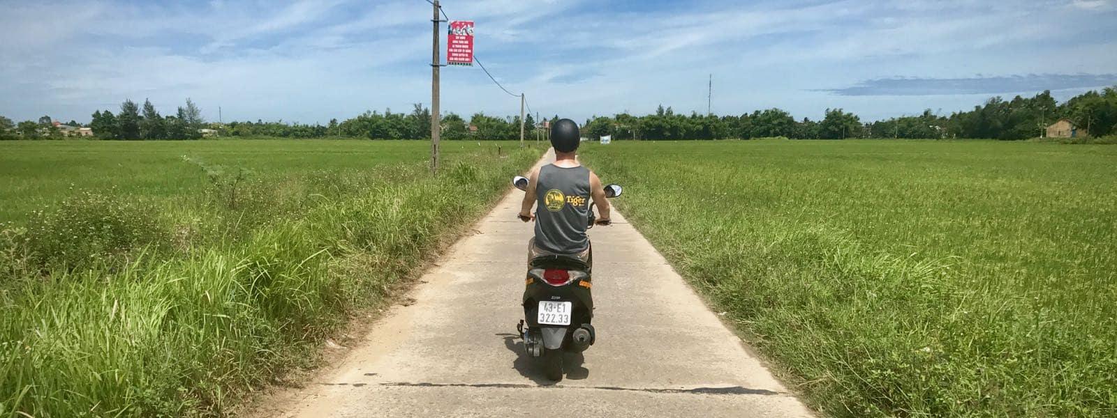Week Twnty Four Phil betternotstop scooter fun Vietnam