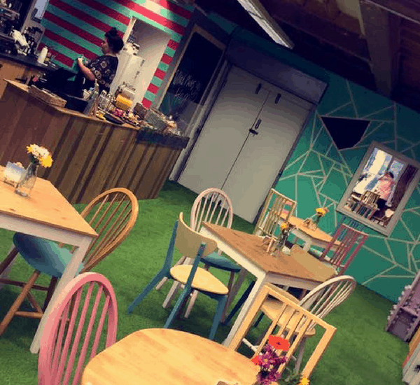 Manchester's Happiness Cafe