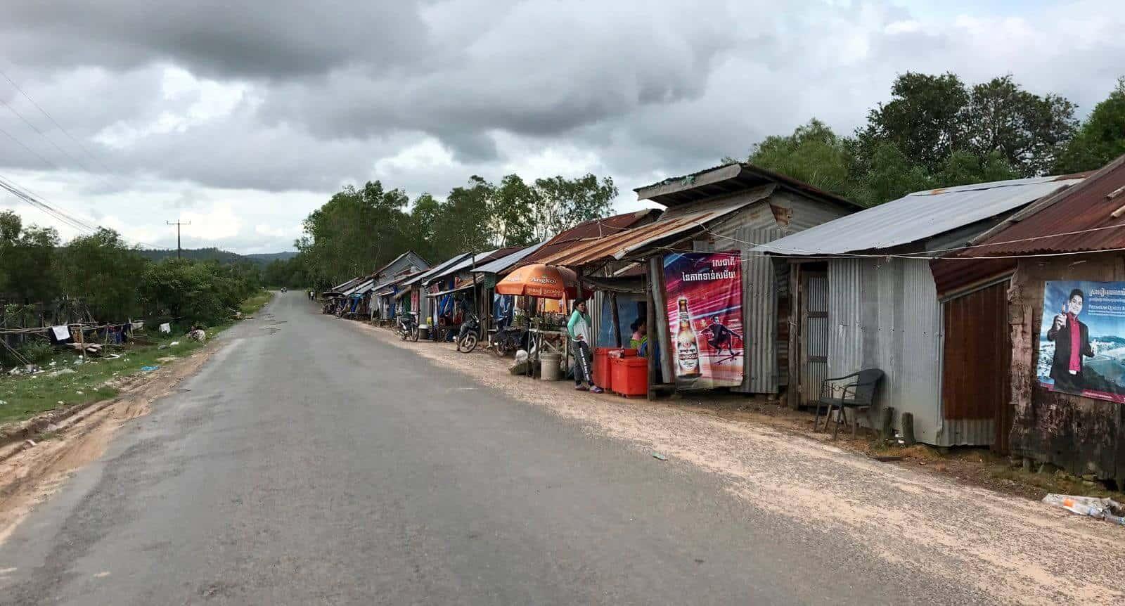 poverty betternotstop Cambodia trash