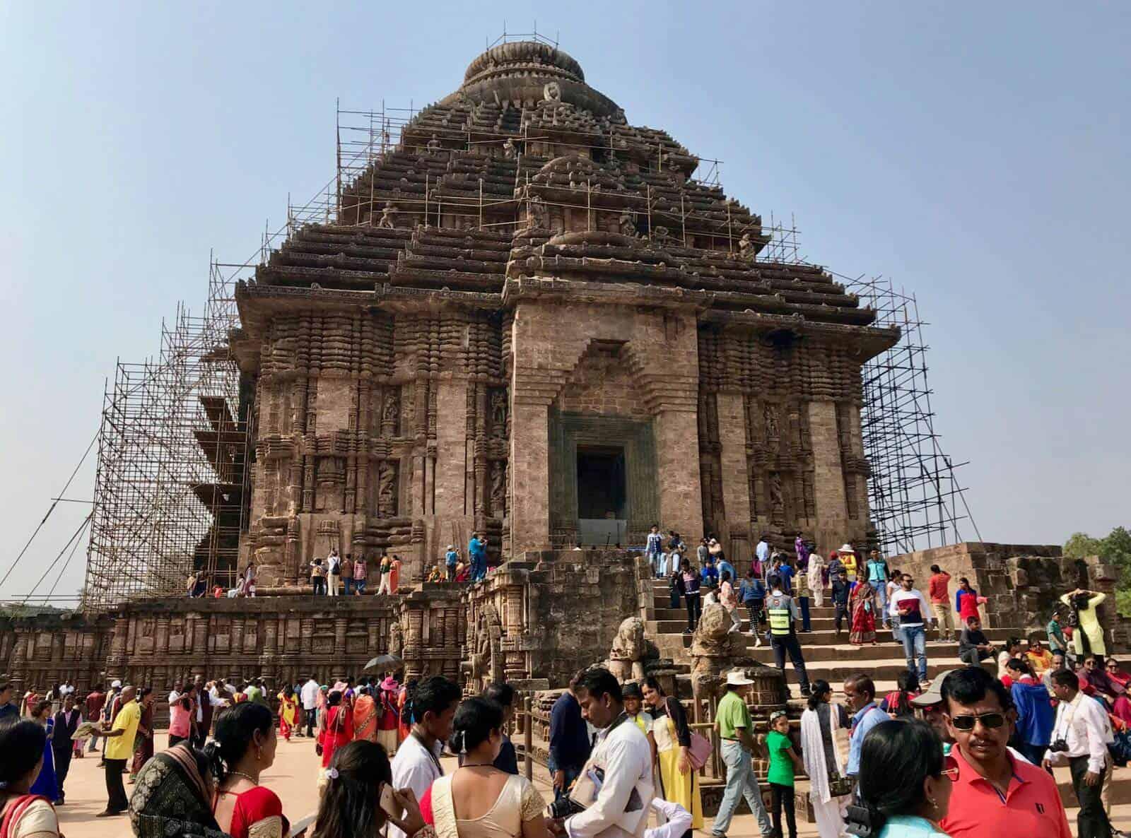 temple betternotstop Odisha India Puri