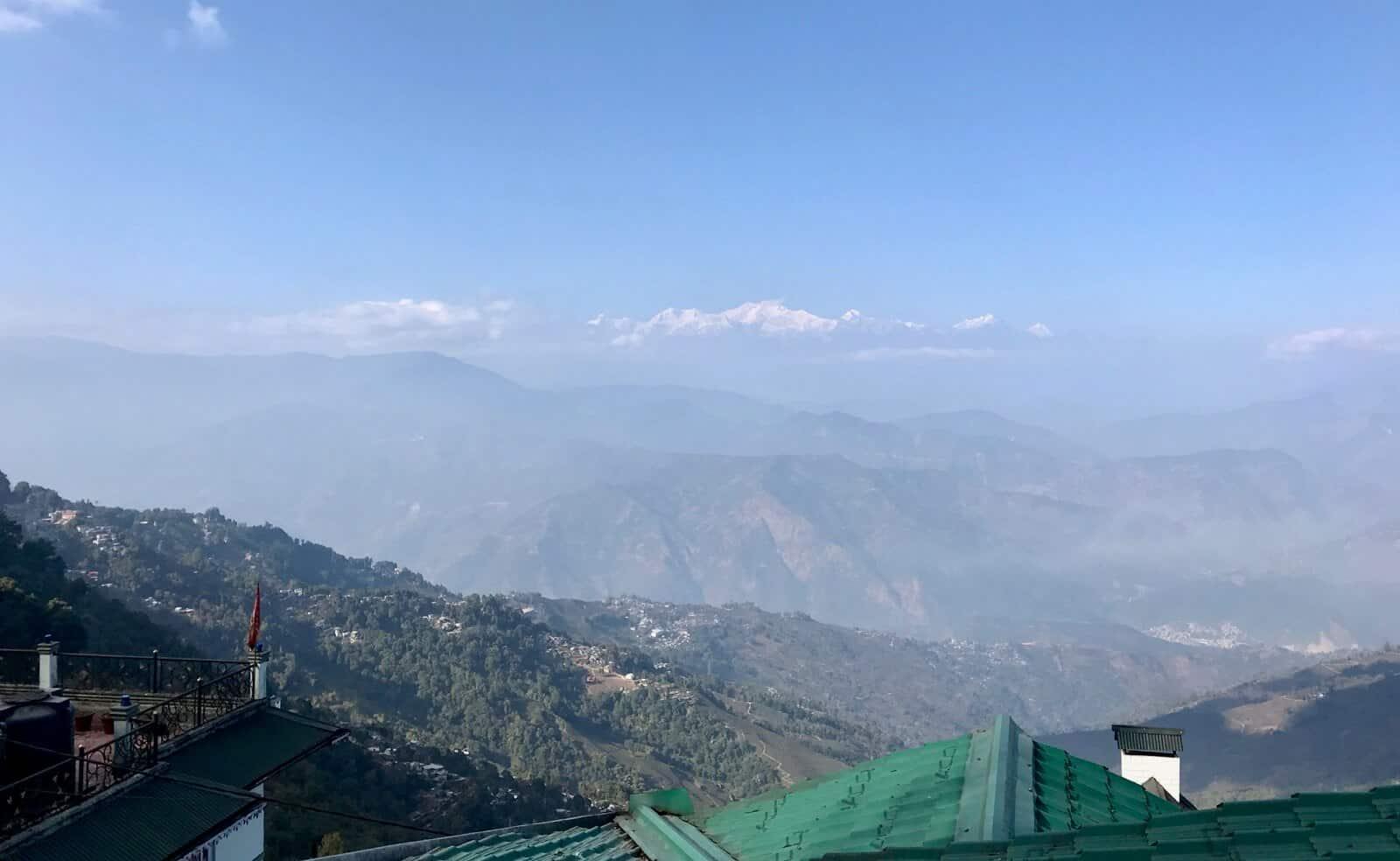 Kanchenjunga Villa Everest darjeeling hotel betternotstop