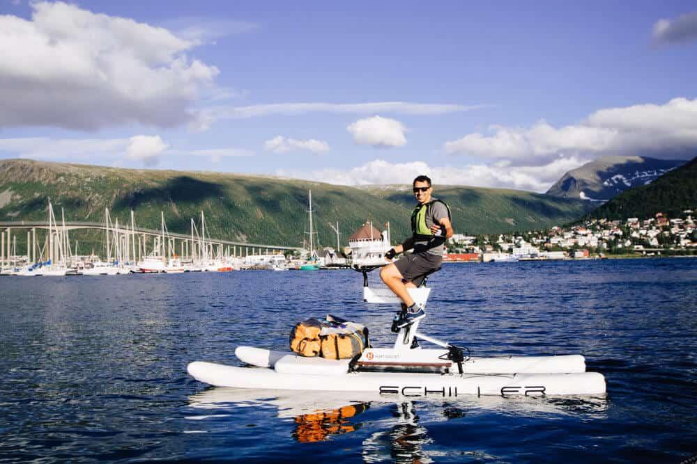 Waterbike Challenge