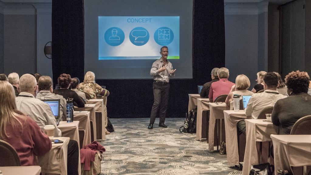 The Presentation Summit - Better Presenting