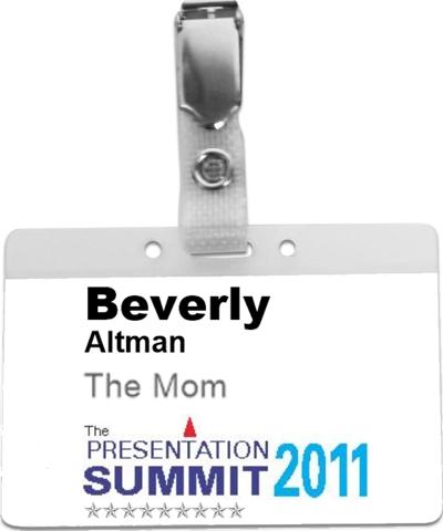 Mom's Badge