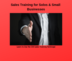 New Class: Sales Training for Solo and Small Business Owners with Jackie B. and Evan duPont @ The Encorepreneur Cafe