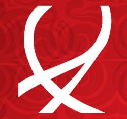 White Better Smarter Richer logo on Red background