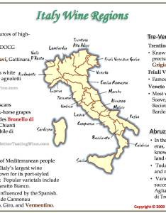 Italy wine map also regions grapes producers rh bettertastingwine