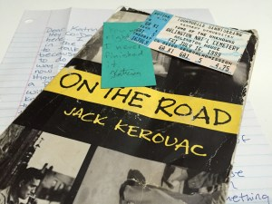 My Copy of On the Road