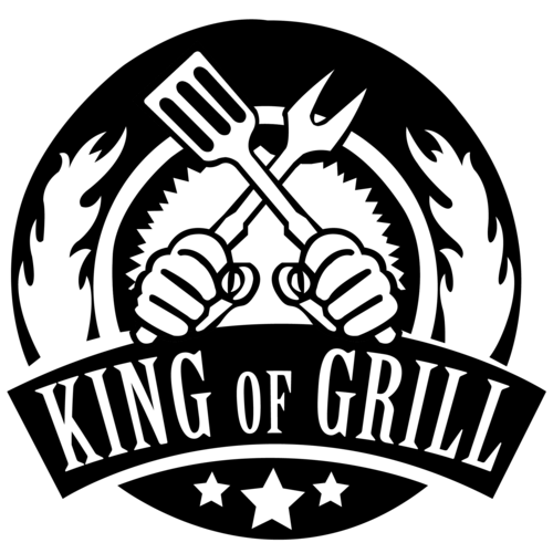 king of grill bbq