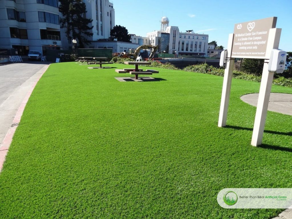 Commercial Artificial Grass Installation Projects in California