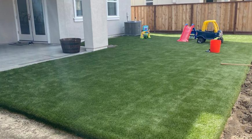 Artificial Grass In Santa Rosa New Look For Your Backyard In California