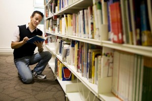 Readers make good leaders!