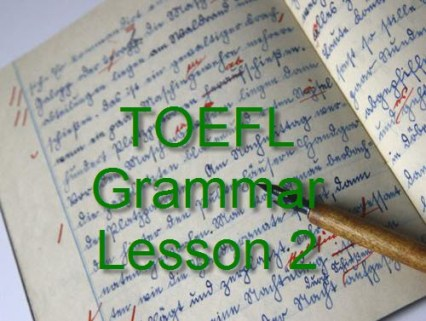 Step 3 – Evaluate Your Grammar Competencies
