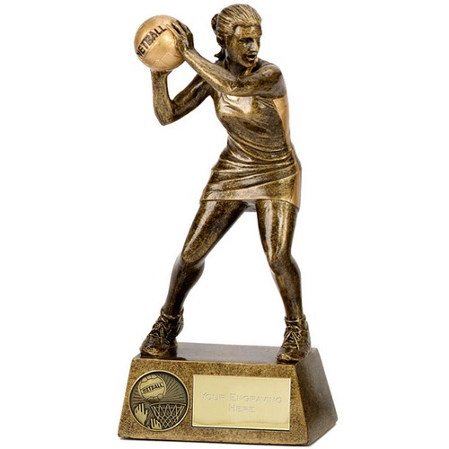 Tower Trophies Netball Trophies