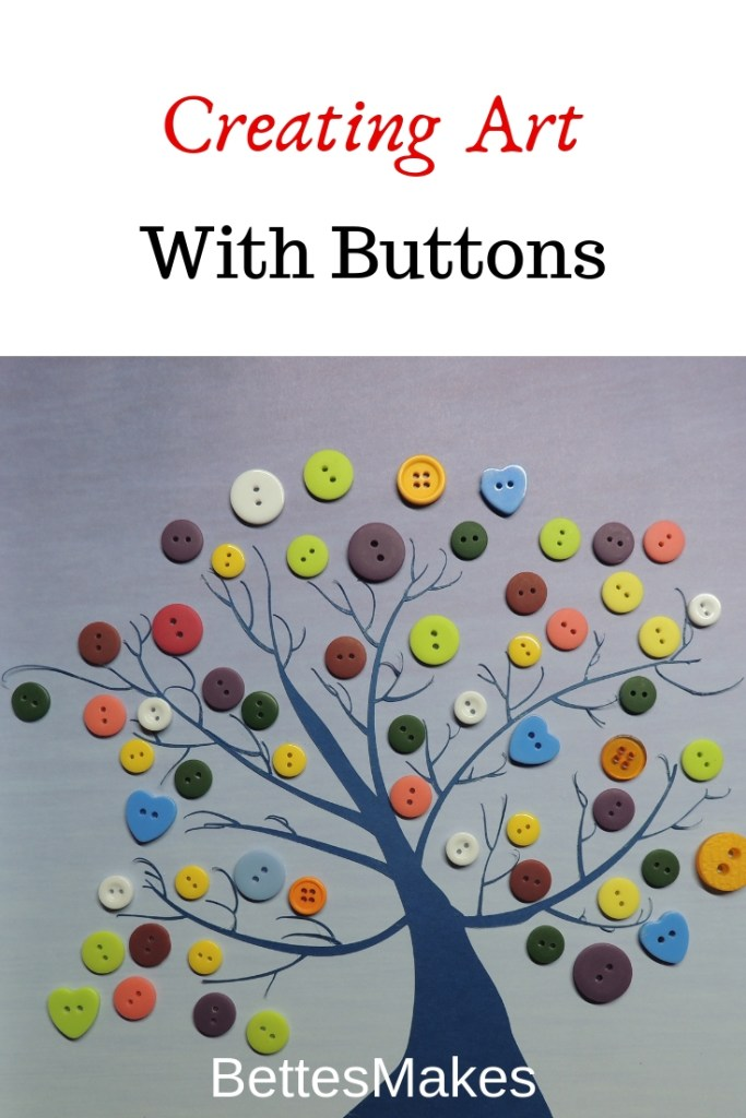 Button Art Ideas