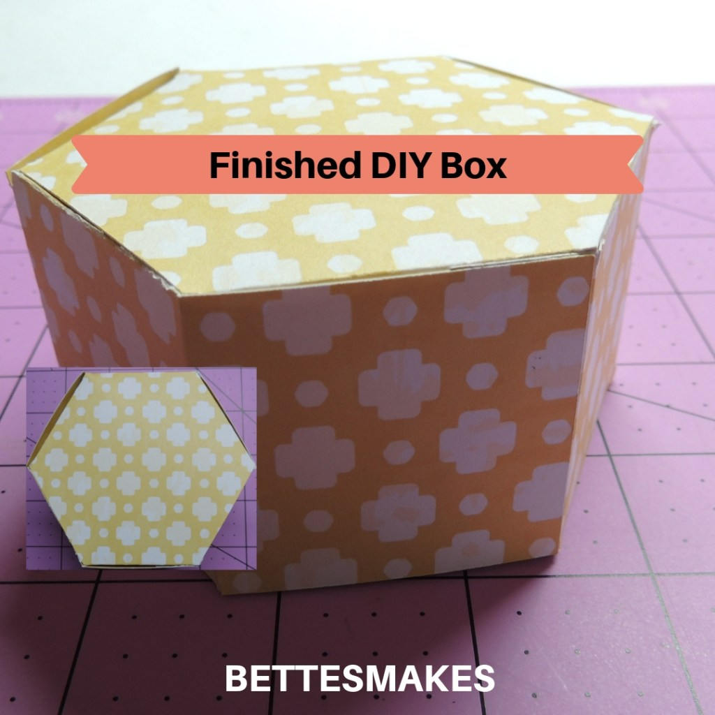 Finished DIY Box