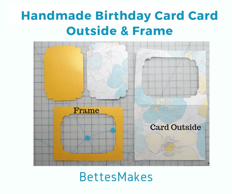 Card Outside and Frame
