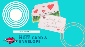 Are you ever afraid of making cards because you are not someone who thinks they can draw and paint? Look no further and use these tips and tricks to get the results you will love. #cricutcraft #cardshandmade