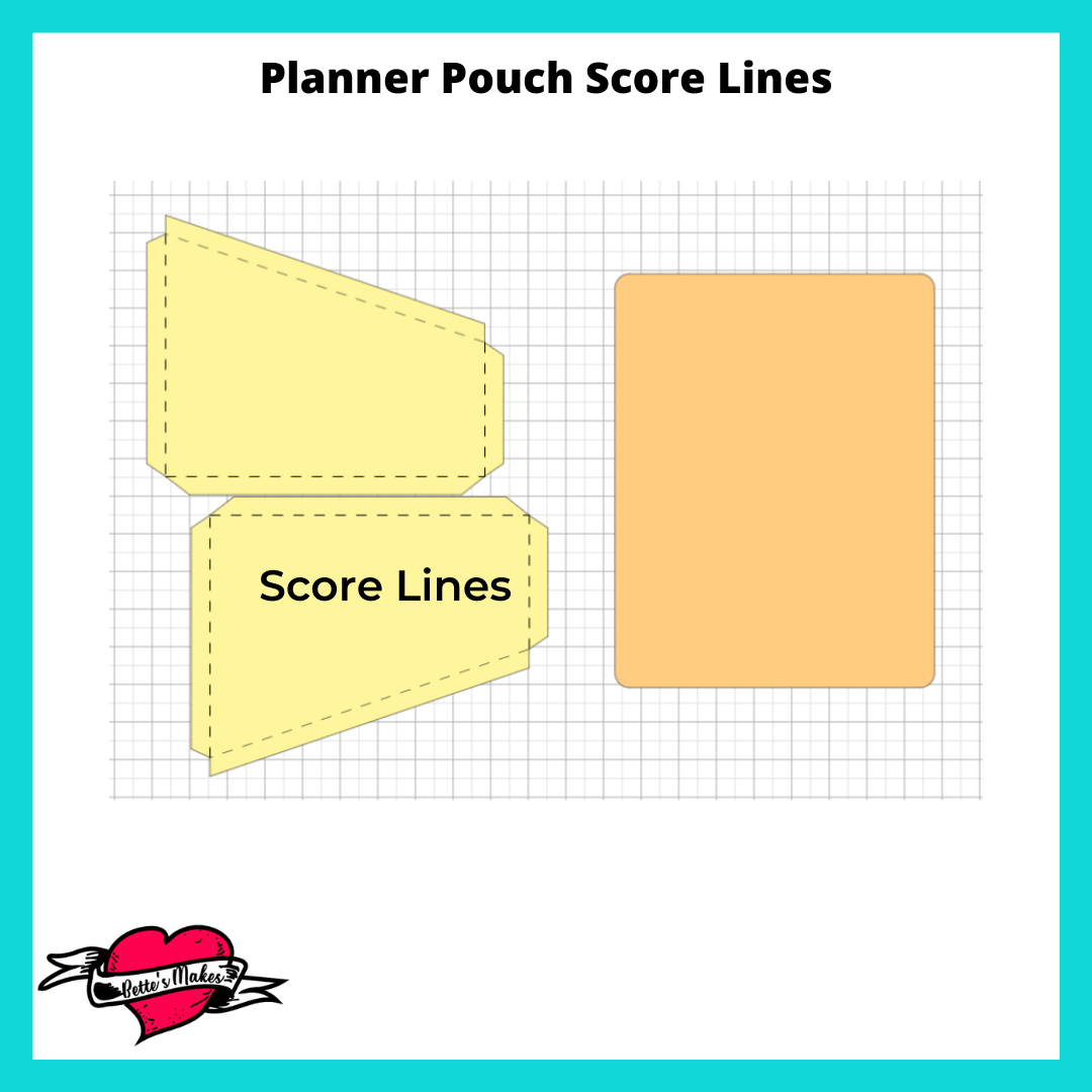 Planner Pouch Score Liness